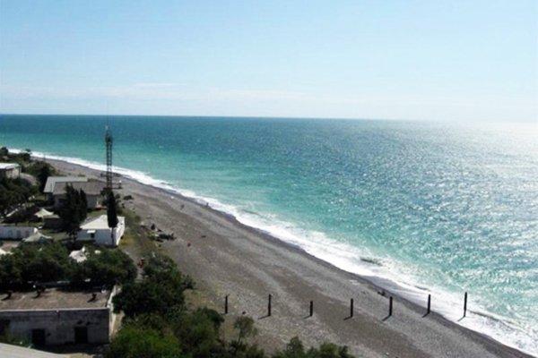 Коктебель море и пляж на фото видео В Коктебель