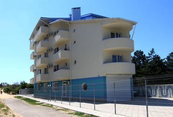 """Отель """"Робинзон"""" Пионерский проспект Анапа"""