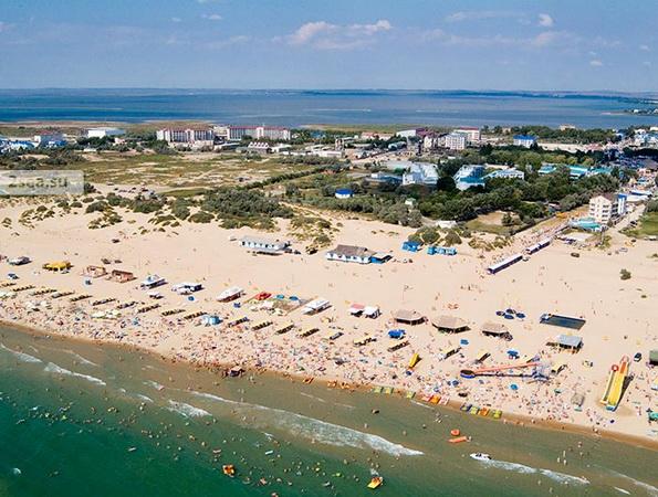 Витязево фото поселка и пляжа 2018