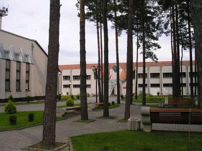 санатории поречье гродненская область фото