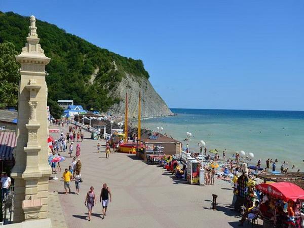 архипо-осиповка фото пляжа и набережной 2016 отзывы