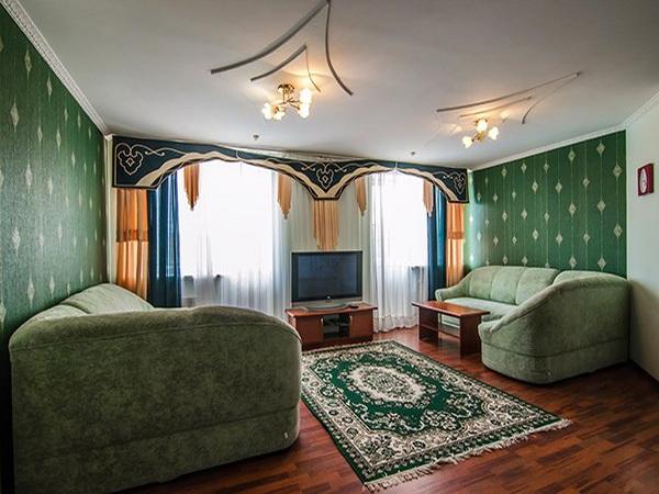 """Курорт-отель """"Лиана"""" Евпатория Западный Крым"""