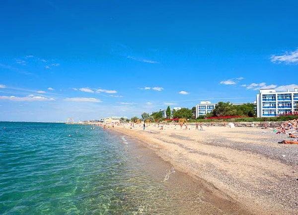 город Саки Крым