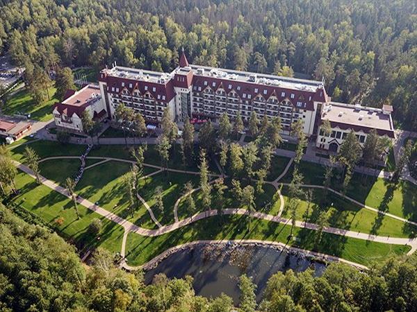 """Конгресс-отель """"Ареал"""" Подмосковье"""
