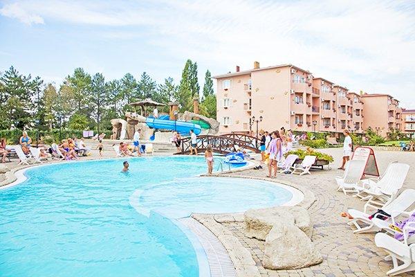 отель Ривьера Клуб Пионерский проспект Анапа